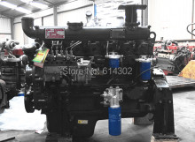 China supplier 132kw weifang Ricardo R6105IZLD 6 cylinder diesel engine for 120KW generator ser