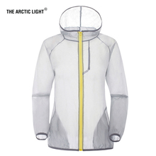 THE ARCTIC LIGHT Couples Summer Outdoor Hunting&Climbing Shirt Women&Men Quick Dry Fishing UV Resistant Camping&Hiking Shirts