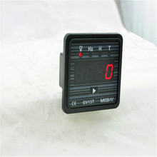 Абсолютно BC-GV13T AC220V дизельный генератор Цифровой вольтметр частота тест счетчик часов 12001842_220V