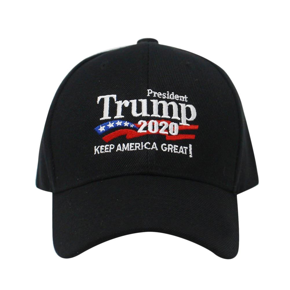 Creative Fashion Unisex Casual Streewear Donald Trump 2020 US Election Campaign   Baseball     Cap   Hat Hot Sale Online
