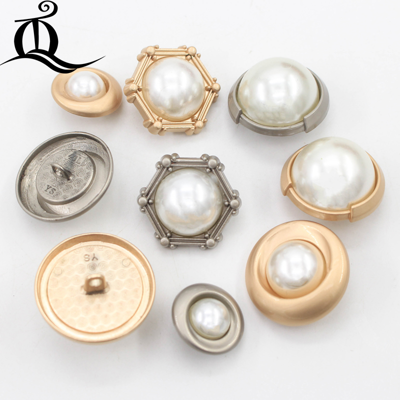 Apparel Sewing & Fabric 10-12mm Mix British Style High-grade Lion Metal Buttons Wheat Round Coat Jacket Sweater Clothing Garment Accessories Diy Mate Home & Garden