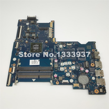 Mainboard 813967-501 813967-001 813967-601 For HP Notebook 15-AF Laptop motherboard ABL51 LA-C781P A6-6310