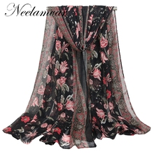 New 180*90 women scarf lady's Scarves long shawl pashmina cotton scarf wrap autumn winter cape hijab muffler Free shipping все цены