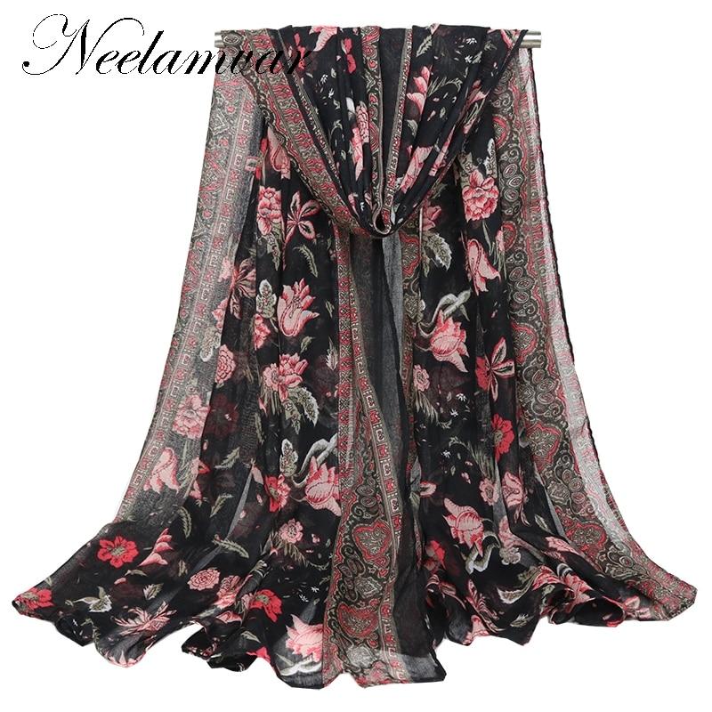 New 180*90 women scarf lady's Scarves long shawl pashmina cotton scarf wrap autumn winter cape hijab muffler Free shipping