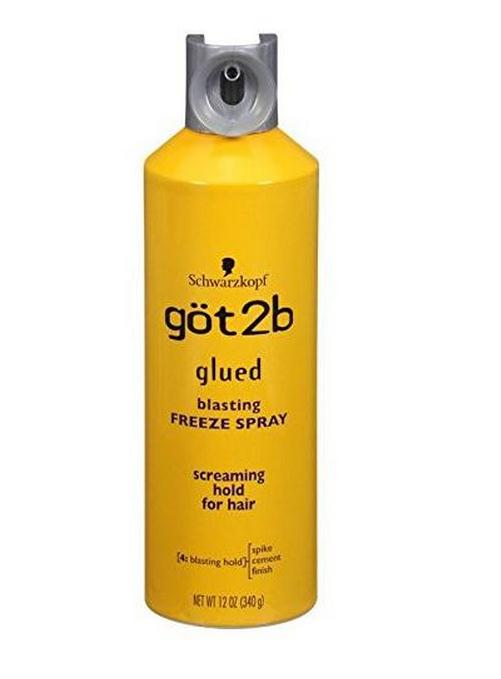 Got2b Incollato Sabbiatura Congelare Spray 340 ml da OTTENUTO 2B/170g