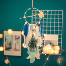 Minimalism ins Nordic style dream catching creative wall pendant interior  female bedroom to send students birthday gifts