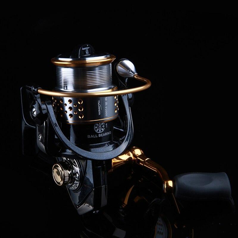 TSURINOYA 8 סלילי spool