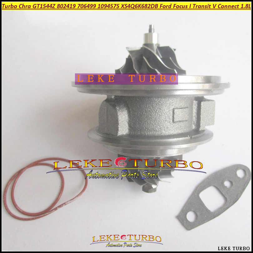 Cartucho Turbo CHRA GT1544Z 802419, 706499-0002, 706499-0001 de 1094575 1A02746A Core para Ford para el foco de tránsito V conectar BHDB 1.8L
