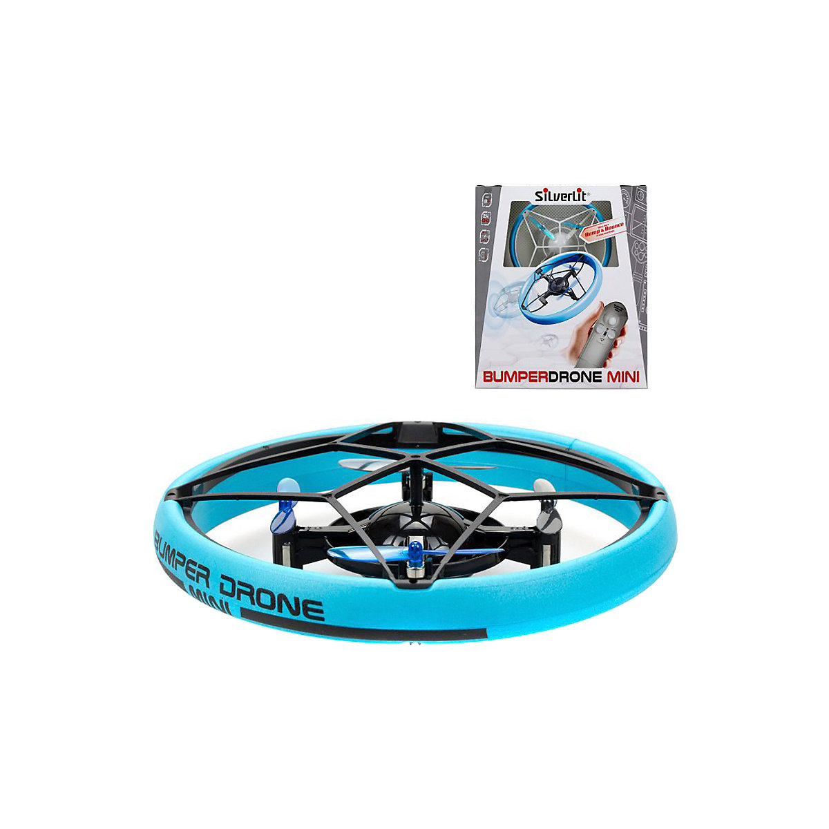 Silverlit RC Helicopters 10407026 Quad-Counter DRON with a camera Coptic Remote Control Toys games toy