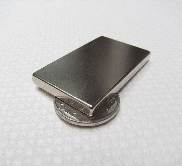 1 Pcs N38 Rechthoekige Magneet F 50x30x5mm Super Sterke Neodymium Magneet 50*30 * 5mm Ndfeb Magneet