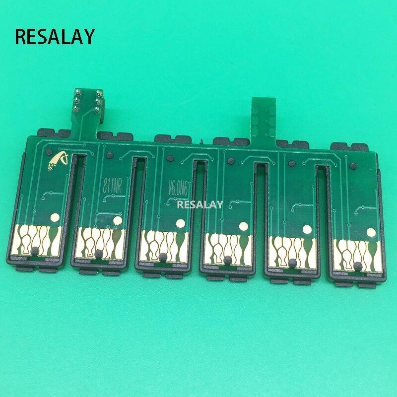 Chip Replacement Epson CISS Ink Compatible T069 CX9400 NX 215 400 415 515 Reset