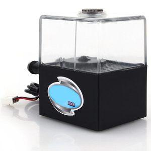 Image 3 - 수냉식 순환 펌프 PC CPU 액체 냉각 컴퓨터 시스템 SC 300 T 12 V DC 자동차 용 초 저소음 워터 펌프 및 펌프 탱크