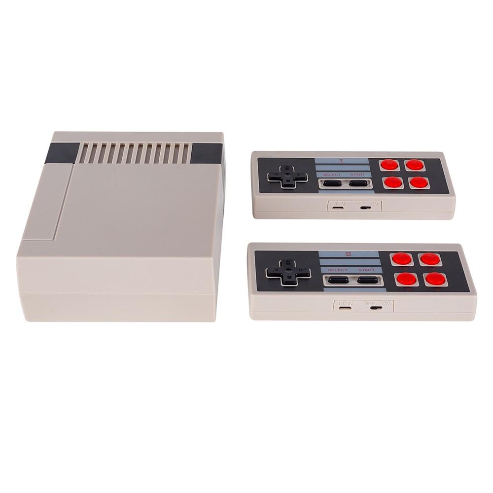 Jy01 Familie Spielkonsole Mini Handheld Tv Video Spielkonsole Dual Gamepad 2,4g Wireless Controller Eingebaute 300 Klassische Spiele Unterhaltungselektronik
