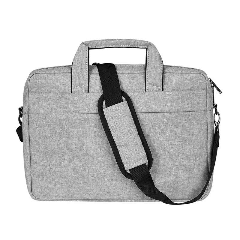 15.6 Polegada pro bolsa de ombro portátil caso capa para hp/dell computador notebook pc