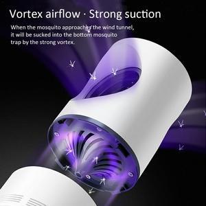 Image 3 - 저전압 자외선 모기 킬러 램프 안전 에너지 절전 효율적인 주변 형 광촉매 라이트