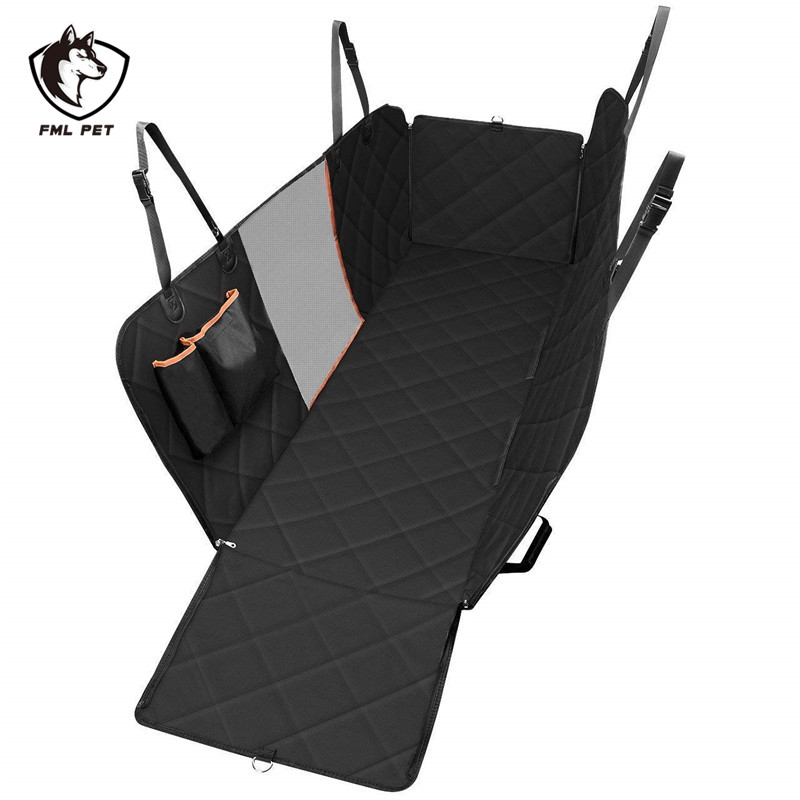 FML Pet Seat Cover for Cars Trucks Waterproof Cat Travel Accessories Dog Fence Nonslip Hammock Car