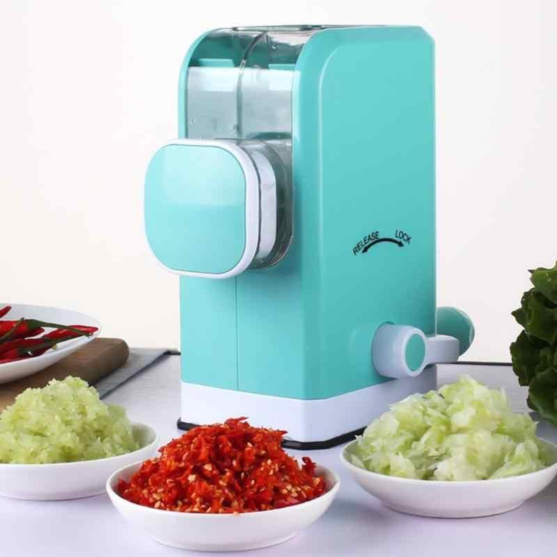 Wielofunkcyjne ręczne maszynki do mielenia mięsa kuchnia urządzenie do siekania żywności maszynka do mielenia mięsa mikser Blender ze stali nierdzewnej mięsa procesor narzędzia kuchenne