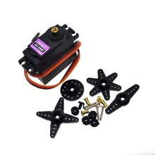 Hot Sale New Servos Digital Mg996r Mg996 Servo Metal Gear For Futaba Jr Car Rc Model Helicopter Boa цена 2017