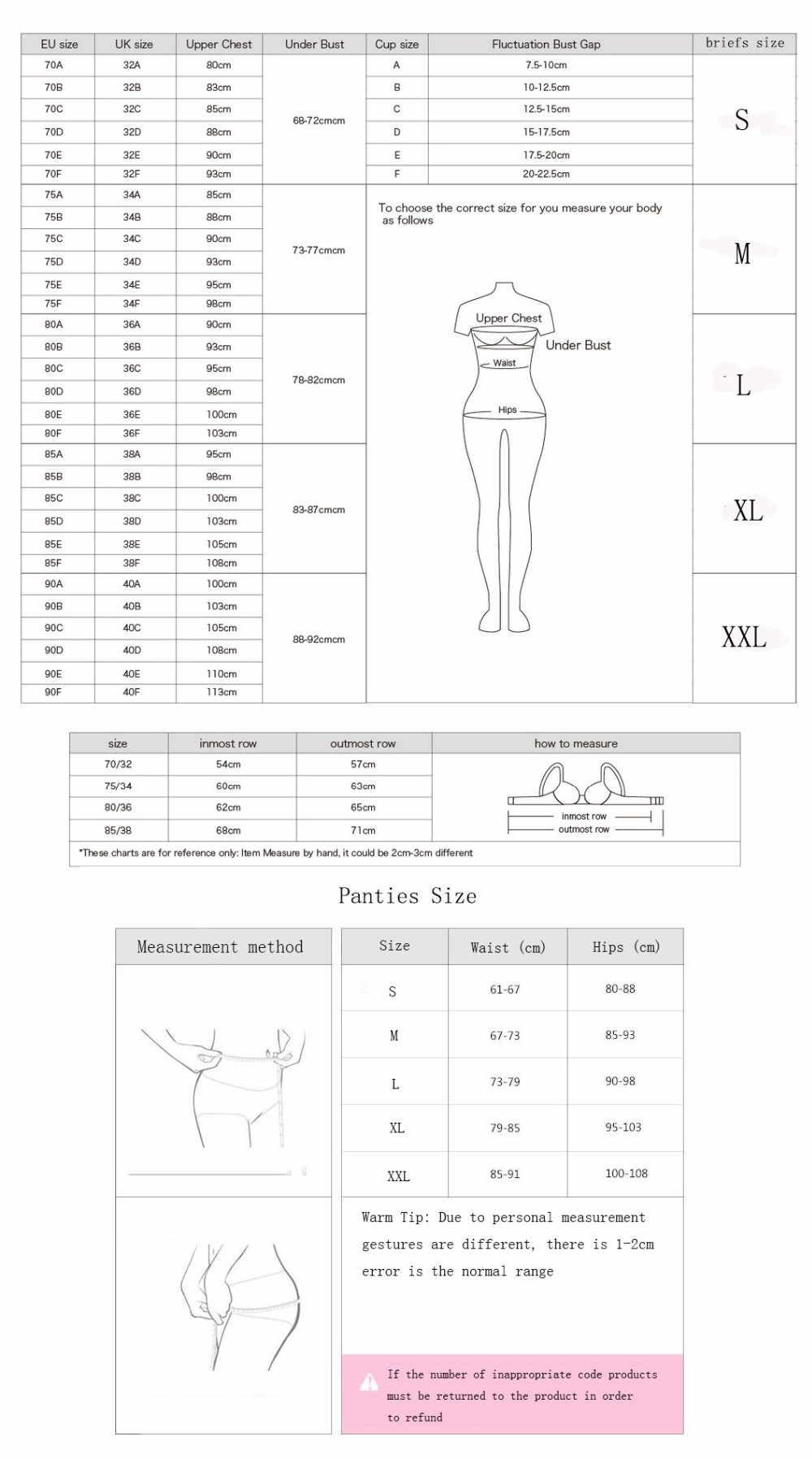 VS brand 2019 NEW Sexy Intimates Bra Set wire free Underwear Lace Lingerie Push Up bralette Comfortable Bra and panty Sets 5