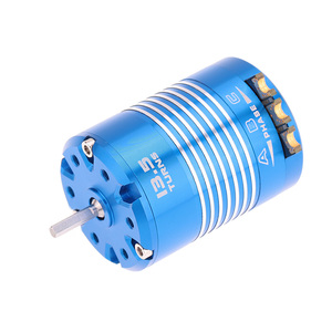 Image 2 - Motor sin escobillas con sensor 540 13,5 T, accesorios de Control remoto para coche de Control remoto 1/10, Motor teledirigido sin escobillas 540