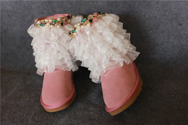 Les Genou Princesse Caoutchouc Neige En De Bottes Printemps Pour Belle Mignon haute Chaussures Mousseux Nouvelle Tu Hiver Cuir Diamant Femmes cq807wUAc