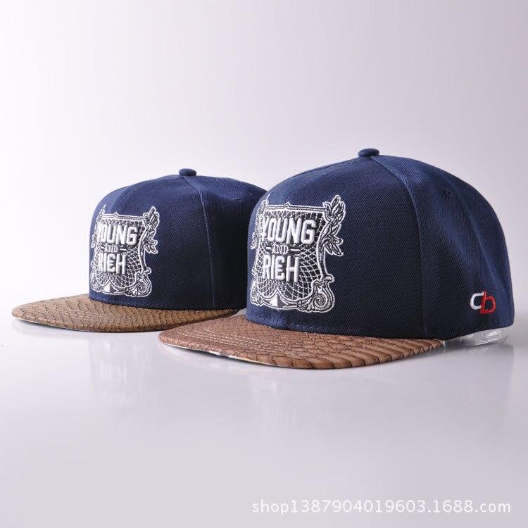 3752ea066b1f8 Parent-child cap Korea Boxing Offset Letter Cotton Skin Along The Flat  Brimmed Hat Street Hip Hop Hip Hop Dance Baseball Hats