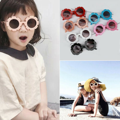 Kids Boys Sunglasses Children Baby Frame Outdoor Glasses Stylish Toddler Fashion
