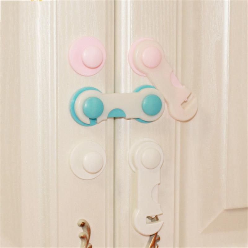 Baby Opening And Closing Lock Baby Protective Refrigerator Drawer To Unlock Baby Multi-function Safety Lock