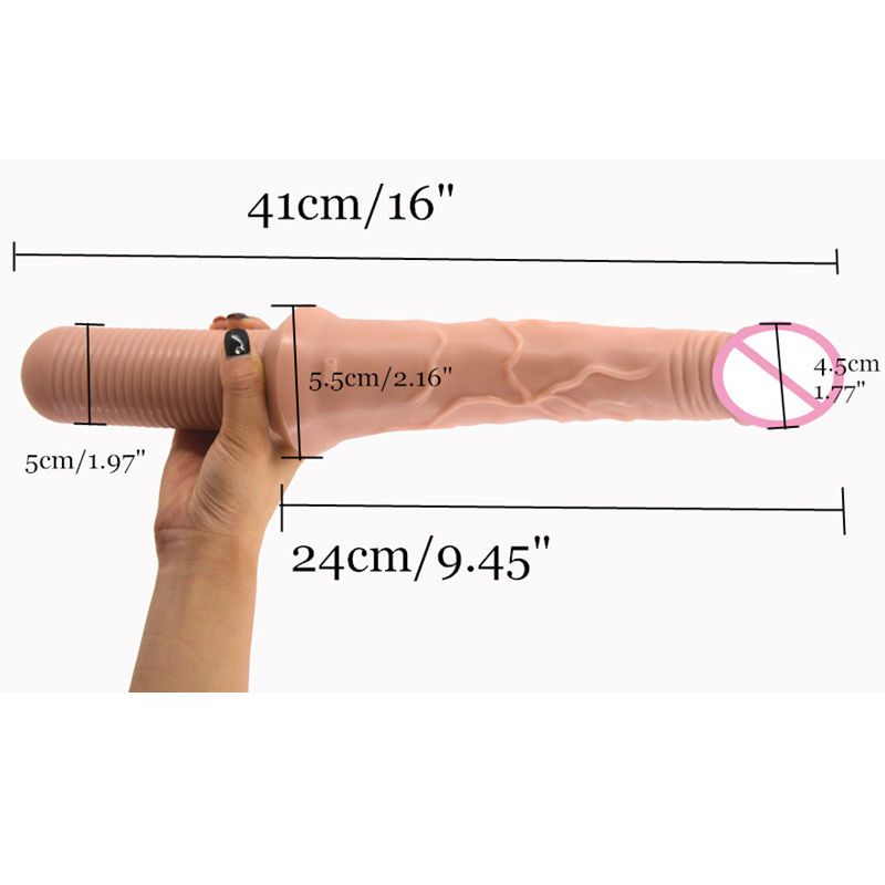 Super Long Realistic Big Dildo Handle Anus Anal Plug G Spot Vagina Cock Artificial Penis Dick Sex Toys For Women Masturbation in Dildos from Beauty Health