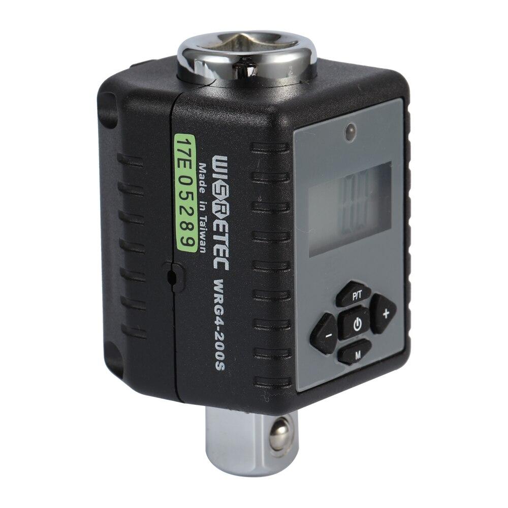 Range, 600NM WISRETEC Digital Torque Adapter 1.5-1000NM Torque Wrench Five Torque Units