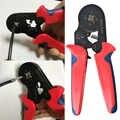 Alicates de engarzado de terminales autoajustables herramienta de engarzado de pelado de cables automática HSC8 6-4