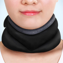 Universal Soft Sponge Cervical Collar Neck Relief Traction Tractor Support Massage Pillow Cushion Relaxation Health Care цены онлайн
