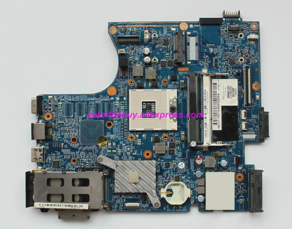 Genuine 598667 001 H9265 4 48.4GK06.041 Laptop Motherboard Mainboard for HP 4520S 4720S Series NoteBook PC-in Laptop Motherboard from Computer & Office