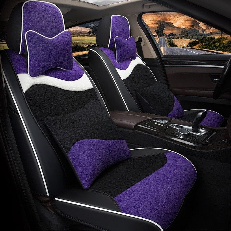 À votre goût accessoires auto housses de siège de voiture coussin pour Foton ont peck E Midi Fukuda décor V3 V5 G7 G9 Fukuda van réchauffement