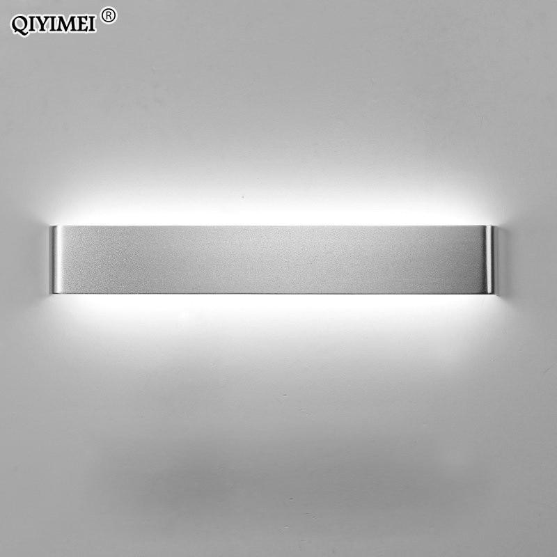 15 cm 58 cm de comprimento de aluminio lampadas de parede led para sala de estar