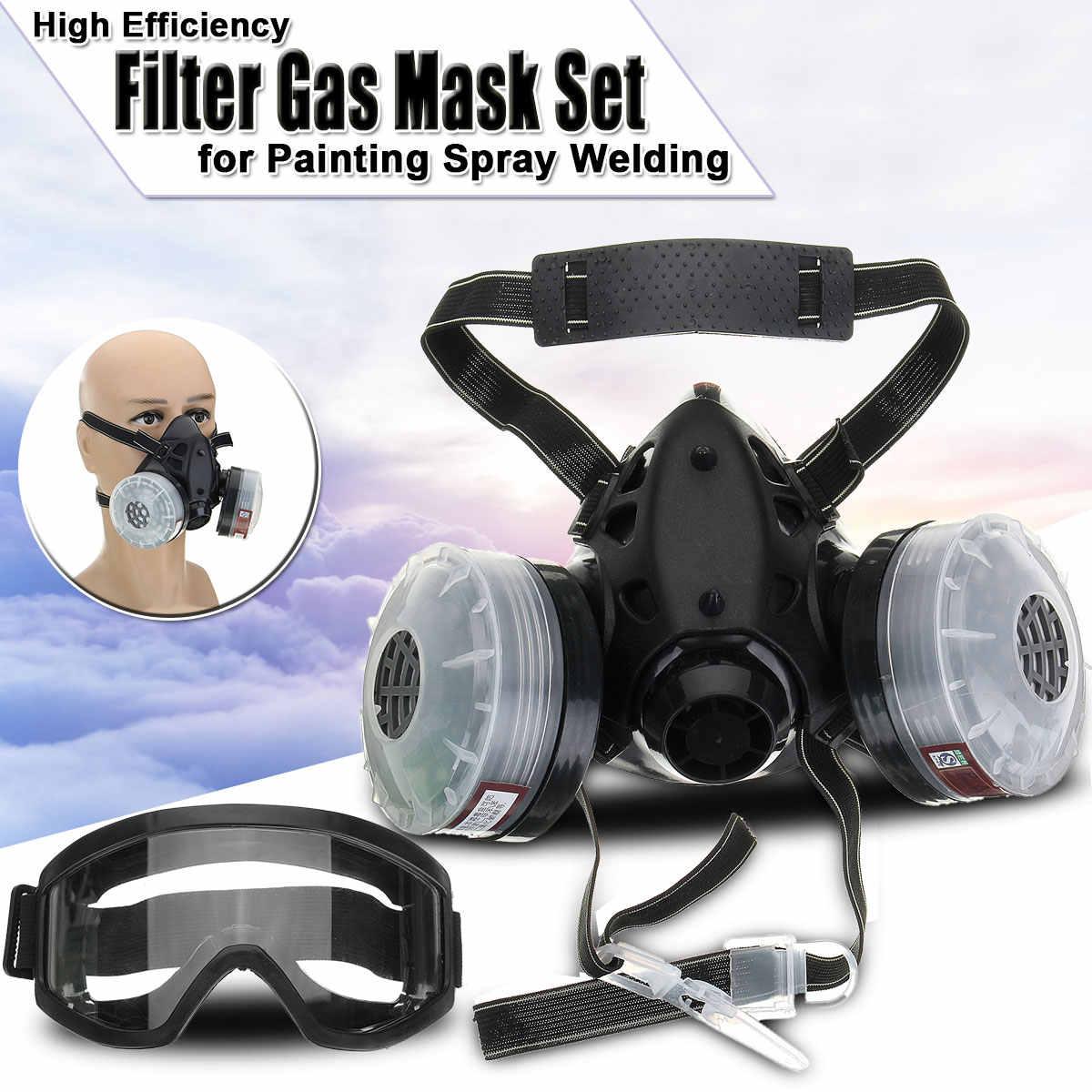 masque anti buee