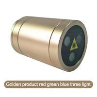 RGB Mini Luz do Estágio Ativado Por Voz Luzes do Disco Do USB Recarregável Portátil Luz Laser Casa Bar Partido KTV Flash de Luz Infravermelha