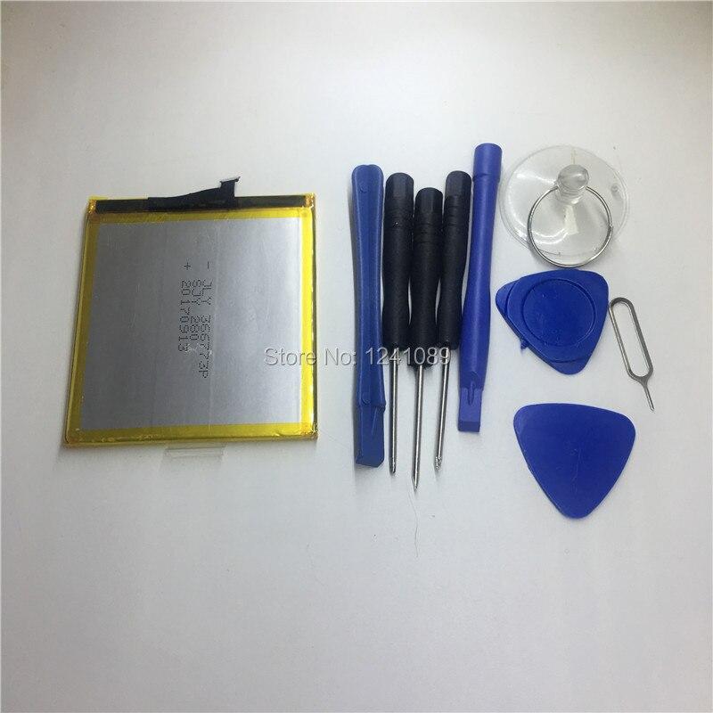 Mobile Phone Battery For UMIDIGI Crystal Battery 3000mAh 5.5 Inch 1080*1920 Gift Dismantling Tools For UMIDIGI Crystal  Battery