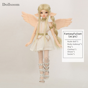 Image 5 - טוף & Sueve BJD SD בובת 1/4 גוף דגם בנות בני גוף צעצועי בנות יום הולדת הטובה ביותר חג המולד מתנות