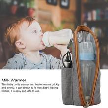 Portable Baby Warmers Bottle-Holder Feeding-Bottle Usb-Heating-Bags Infant Mug Travel