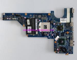 Image 1 - Genuine 636372 001 DA0R12MB6E1 w HD6470/1G HM55 Scheda Madre Del Computer Portatile per HP G4 G6 1000 Serie G4T 1000 G7T 1000 noteBook PC