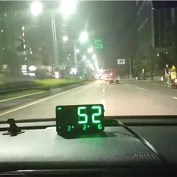 C80 Автомобильный цифровой GPS Спидометр дисплей скорости км/ч MPH для автомобиля велосипеда мотоцикла авто аксессуары