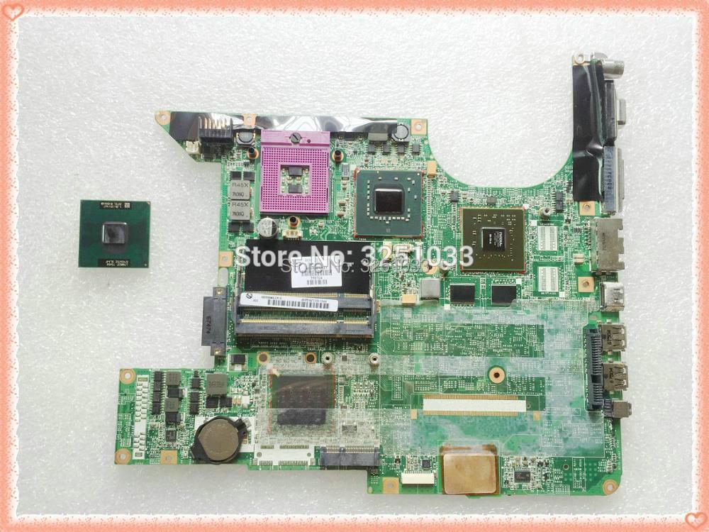 460900-001 For HP PAVILION DV6000 NOTEBOOK DV6500 DV6700 DV6800 Motherboard  446476-001 PM965 Chipset 100% Test Good