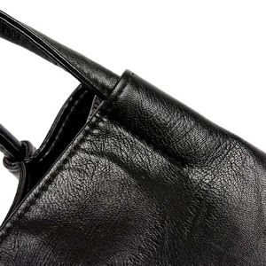 Image 5 - 2019 New Ladies Hand Bag Womens Genuine Leather Handbag Black Tote Bag Bolsas Femininas Female Shoulder Bag Leather Women