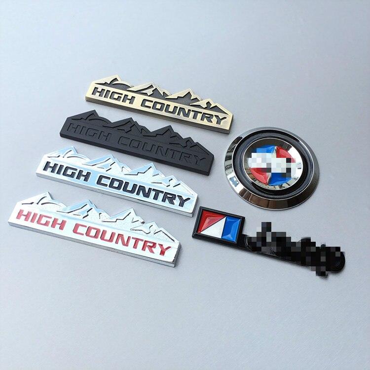 New 3D 【 Jeep 】 Chrome Metal Emblem Logo Badge for Wrangler Grand Cherokee /&more