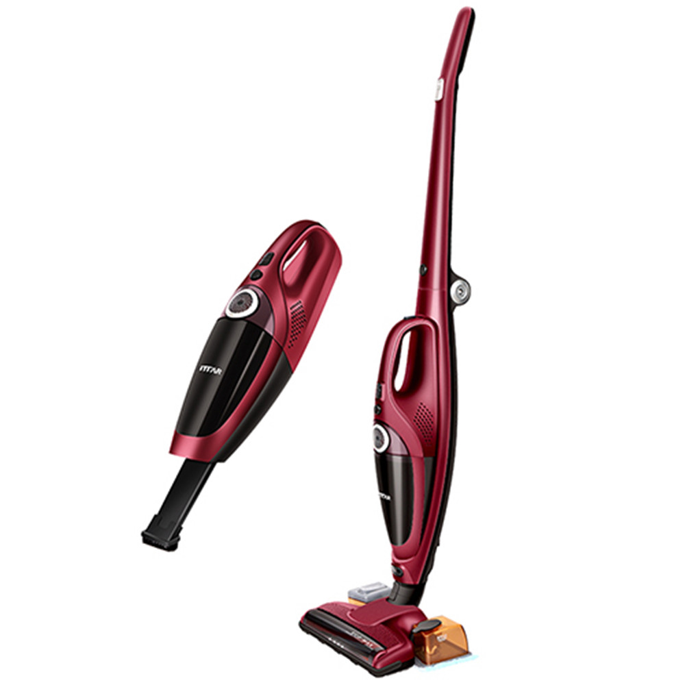 ITTAR RC16B 3 In 1 Suck Sweep Drag Suction Wireless Push Rod Vacuum Cleaner 30W Dust