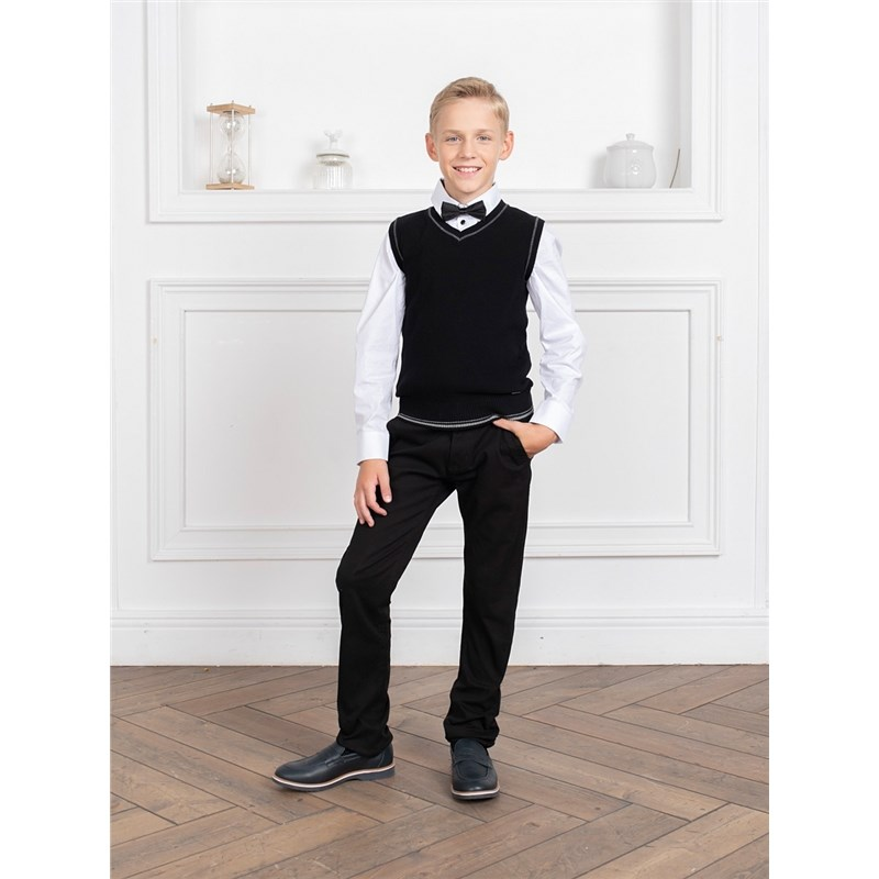 Vests & Waistcoats Sweet Berry Knitted vest for boys children clothing kid clothes kids spring formal clothes set children boys three piece suit cool pant vest coat performance wear western style