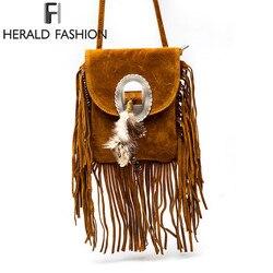 Sacos de ombro de moda feminina de couro do plutônio sacos de ombro de moda famosa marca crossbody sacos franja borla sacos de mensageiro