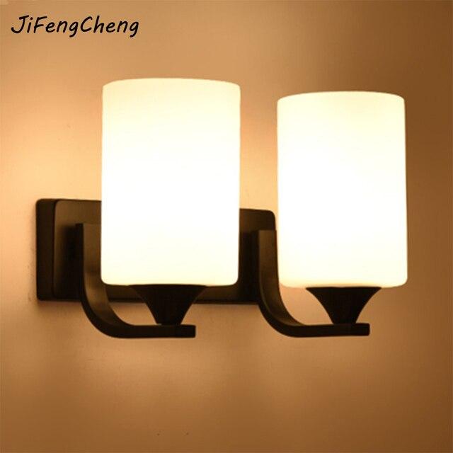 Jifengcheng Led Vintage Wall Lamp Loft Style Lighting Corridor Luminaria Light Fixtures Living Room