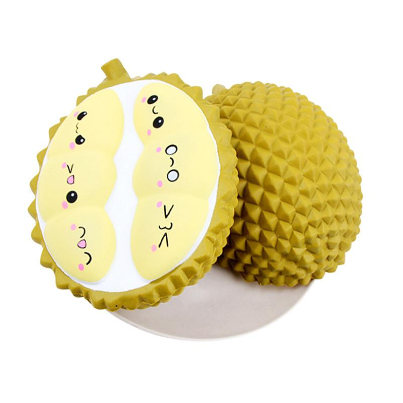 20CM Simulate Durian Shape Squishy Toy For Kids Stress Reliver Home Decor Child Decompression Toy
